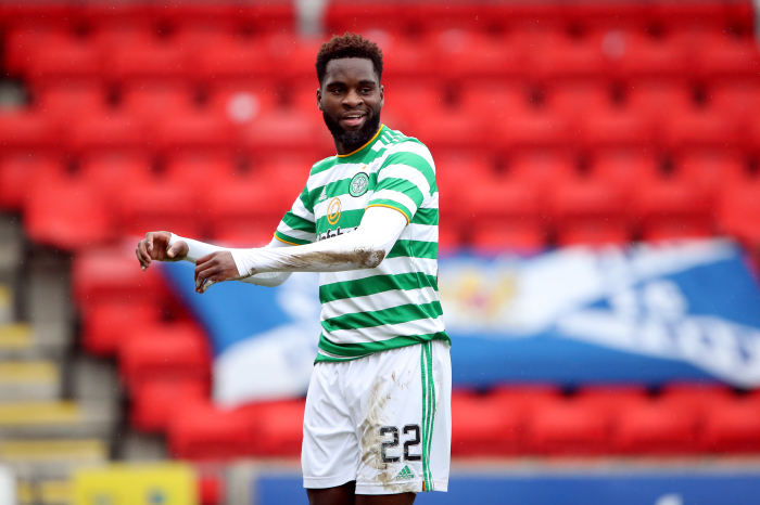 The Foxes are chasing a deal for Celtic's Odsonne Edouard