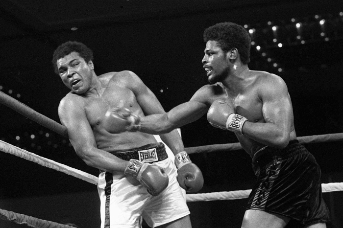 'Neon Leon' Spinks lit up the ring with upset victory over Muhammad Ali