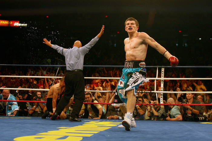 On this day in 2011: Ricky Hatton announces retirement from boxing