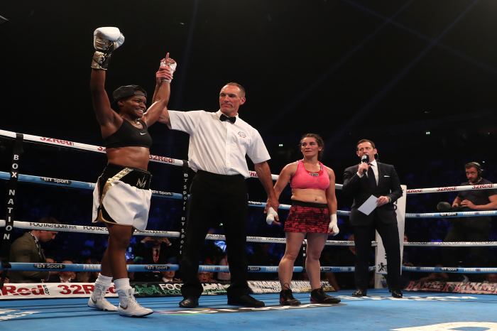 On this day in 2017: Nicola Adams wins first pro fight against Virginia Carcamo