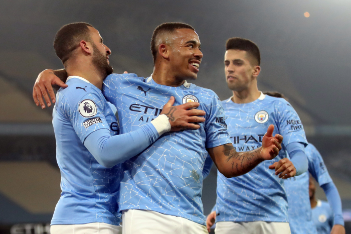 Man City will be looking to return to winning ways