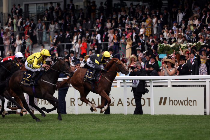 Perfect Power is headed to Newmarket next month