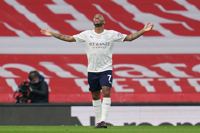 Raheem Sterling and Manchester City face a tricky test in Fulham