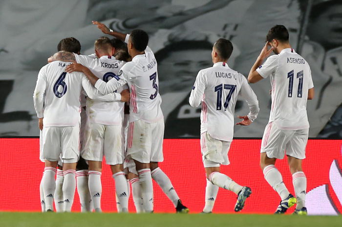 Real Madrid can be crowned champiosn