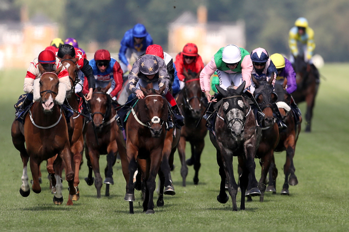 ITV are covering all six of Ascot's Shergar Cup races