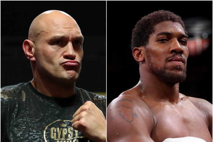 Tyson Fury has confirmed the fight between himself and Anthony Joshua after a phone call with Saudi Arabia's Prince.