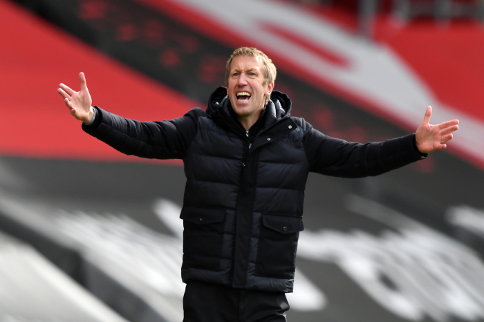 Can Graham Potter lead Brighton to Premier League safety?