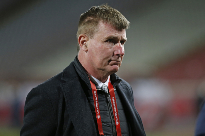 Stephen Kenny could face the sack after loss to Luxembourg