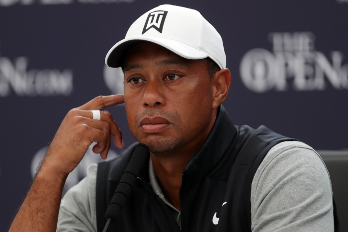 The golf world is praying for Tiger's return to competitive action.