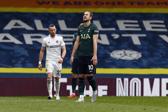 Harry Kane could be at Spurs next season, whether he likes it or not