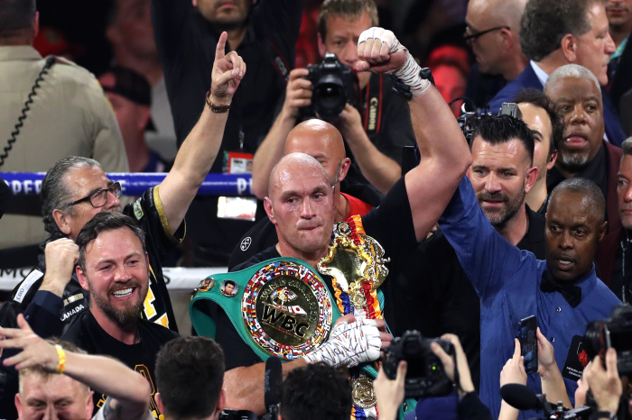 Tyson Fury is growing more frustrated as the wait for his unification fight against Anthony Joshua go on