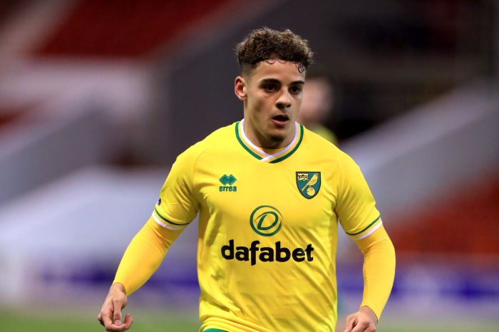 Max Aarons, Norwich City