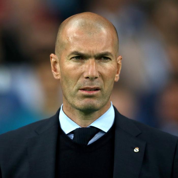 Zinedine Zidane faces growing injury list