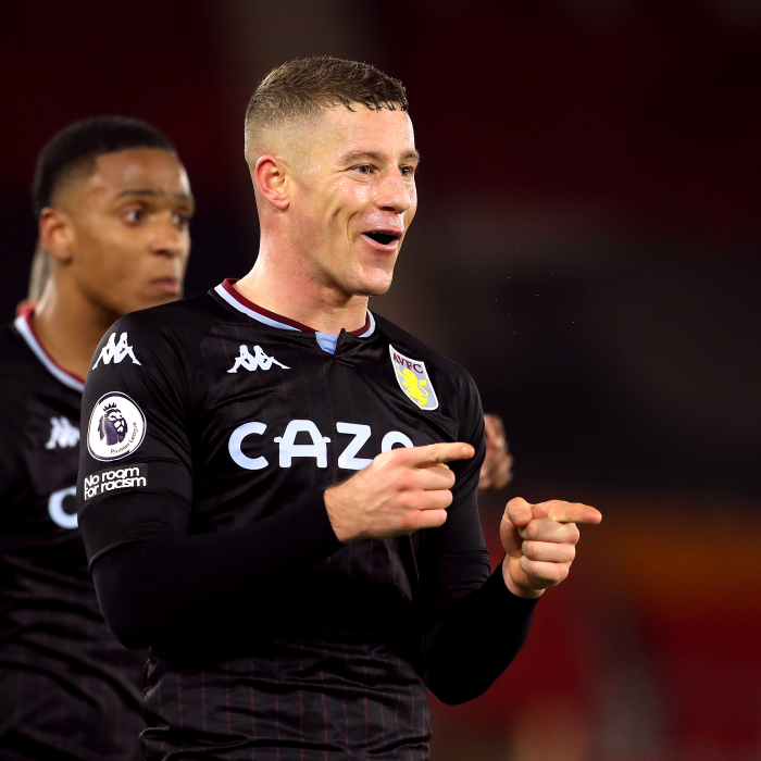 Aston Villa are reportedly going cold on signing on-loan midfielder Ross Barkley permanently