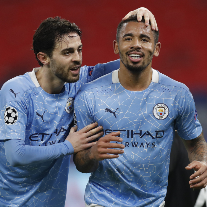 Man City have set their sights on another record