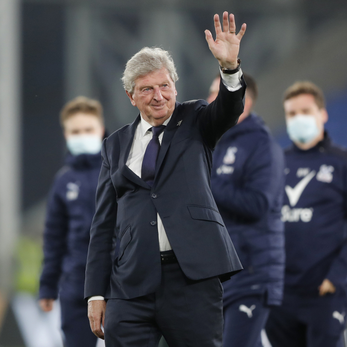 Hodgson departs from Crystal Palace