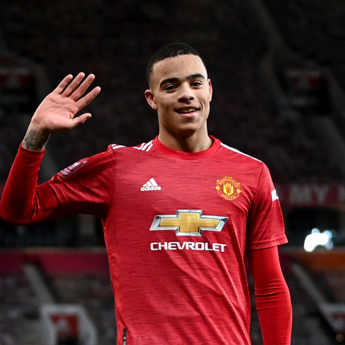 Mason Greenwood is set for a summer with England's Under-21s
