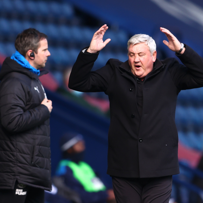 Steve Bruce's Newcastle United ground out a goalless draw with West Brom to move a point closer to safety