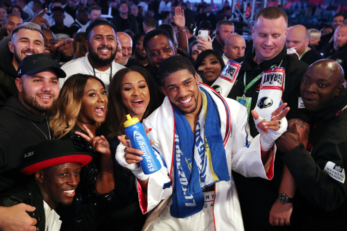 Crowd of 1,000 to watch Anthony Joshua fight Kubrat Pulev at Wembley Arena