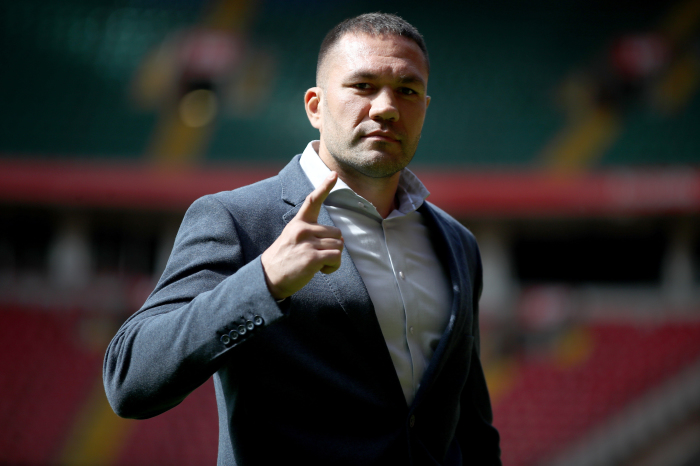 Kubrat Pulev continues preparations for Anthony Joshua bout after Covid negative