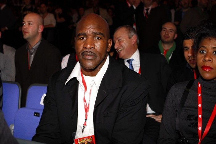 On this day in 1992: Evander Holyfield and Riddick Bowe do battle in Las Vegas