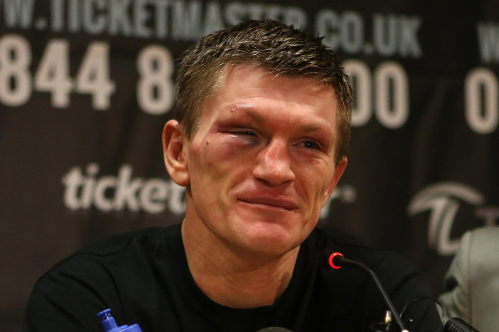 On this day in 2012: Ricky Hatton announces boxing retirement for second time