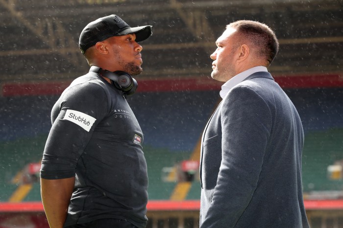 The key questions as Anthony Joshua returns to the ring against Kubrat Pulev