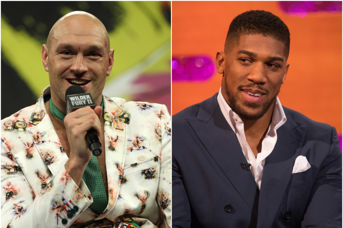 What needs to happen for Anthony Joshua to face Tyson Fury in 2021?
