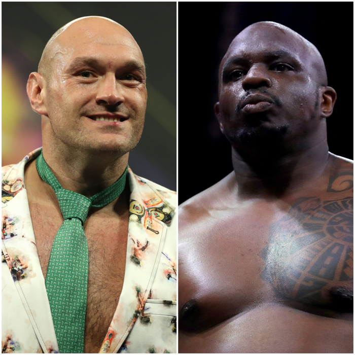 Dillian Whyte has 'lost his chance' of facing Tyson Fury for heavyweight title