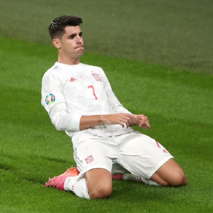 Spain striker Alvaro Morata once held the title of Spain most expensive player