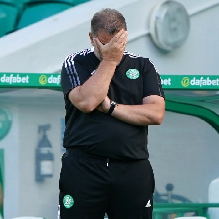 Celtic and manager Ange Postecoglou face a tricky European night at home to FC Midtjylland