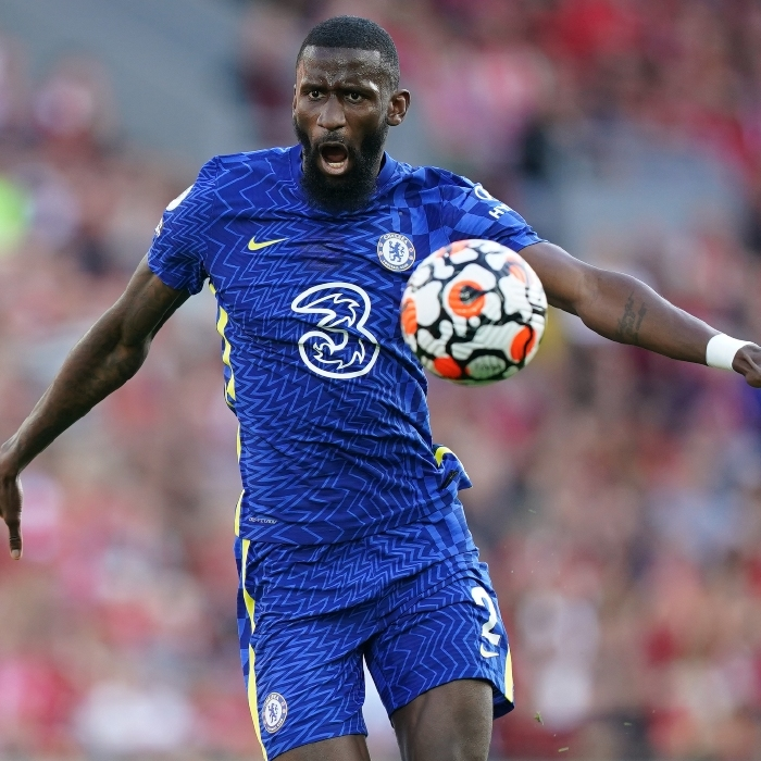 Antonio Rudiger is in demand with his Chelsea contract due to run out next summer