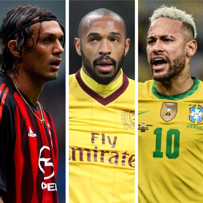 The Ballon d'Or trophy is awarded annually to the world's best player but who are the best players never to have got their hands on it?