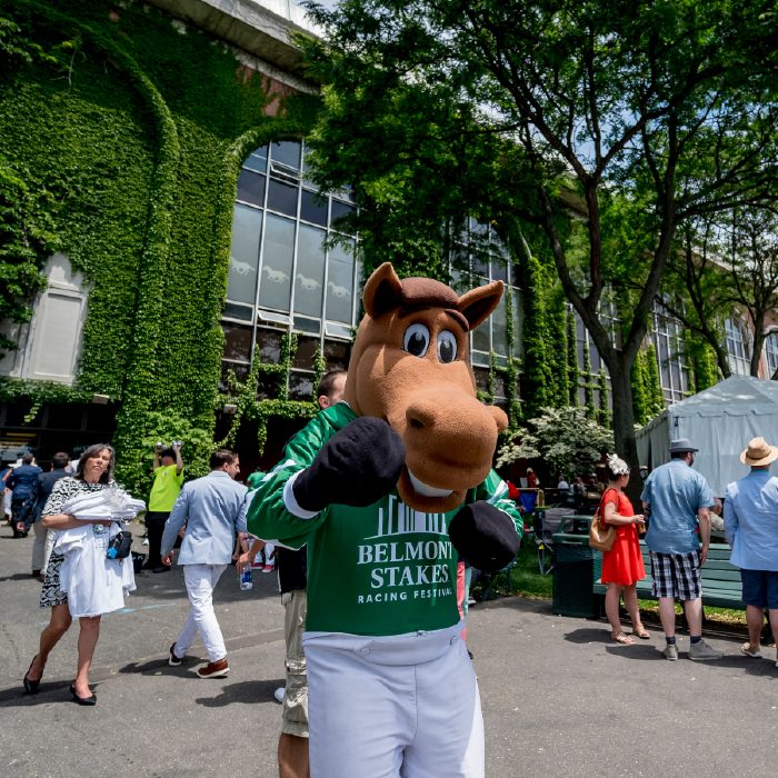 Belmont Stakes, the final race in the Triple Crown