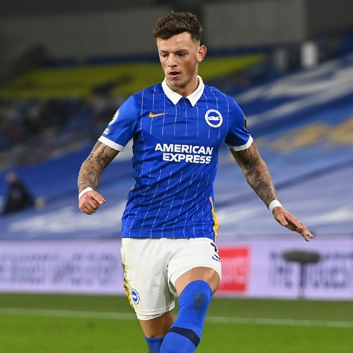 Brighton defender Ben White is finalising a move to Arsenal, and it can't come soon enough