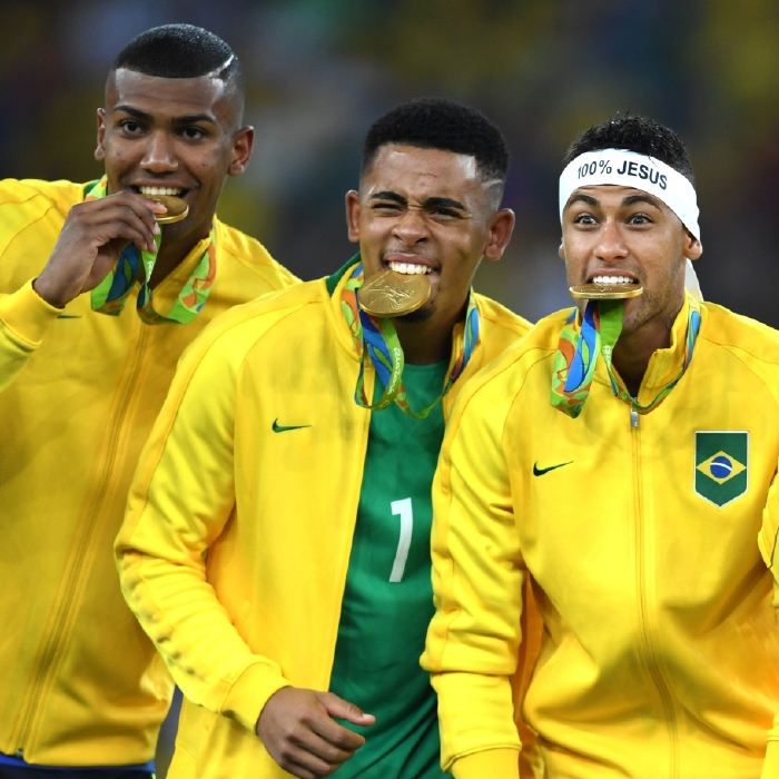 top contenders for Olympic 2020 soccer gold