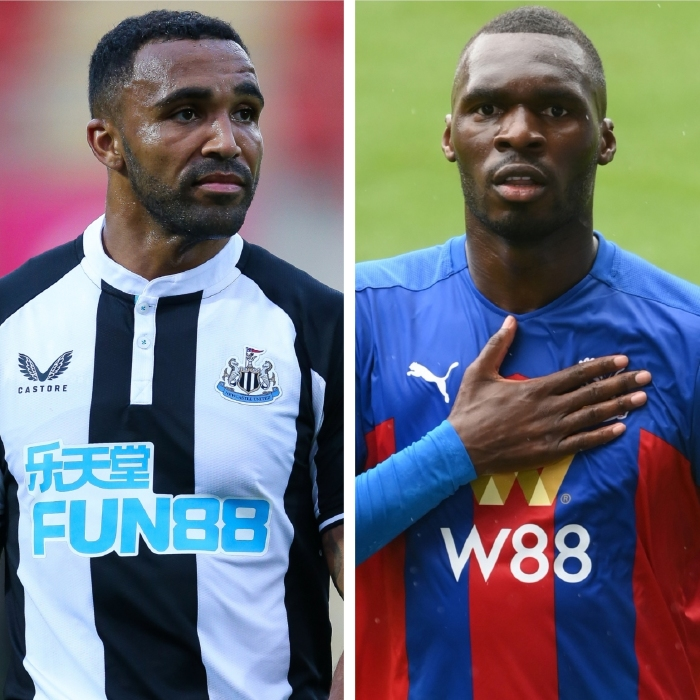 Newcastle's Callum Wilson and Crystal Palace's Christian Benteke can have prolific campaigns