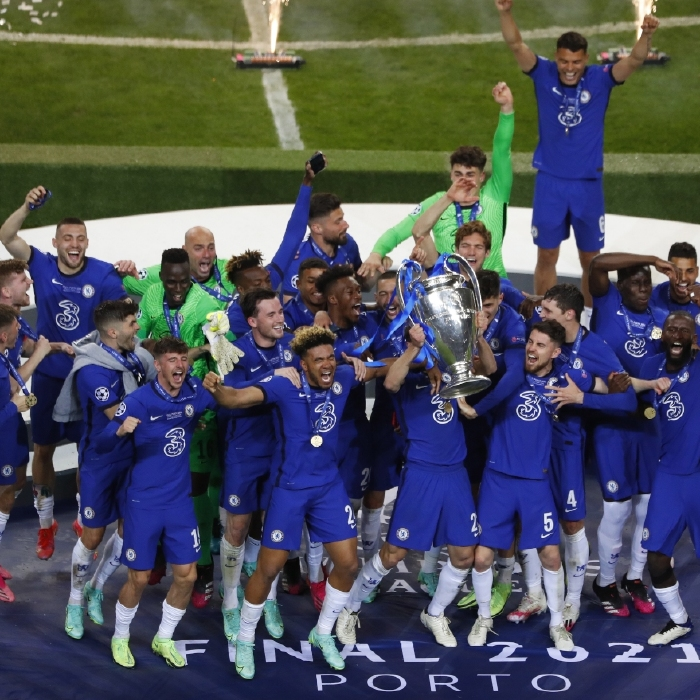 Chelsea will be looking to retain the trophy they won in 2021