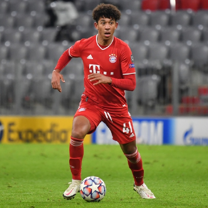 Chris Richards is set to exit Bayern Munich on loan as he searches for more game time