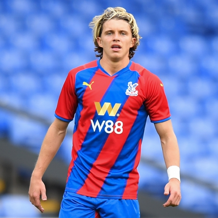 Conor Gallagher should be a key player for Crystal Palace this term