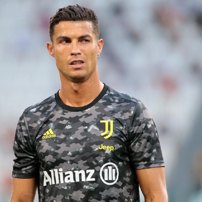 Juventus attacker Cristiano Ronaldo has tried to quash speculation - and failed