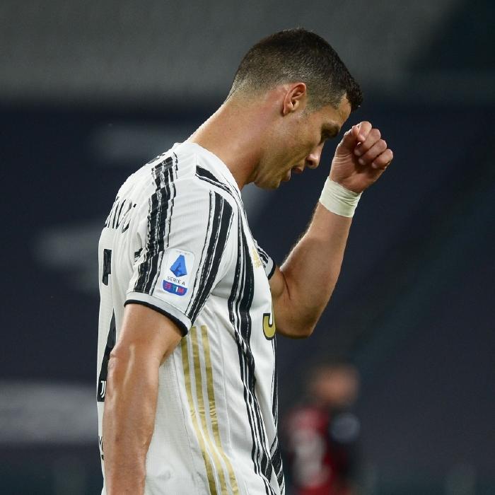 Cristiano Ronaldo and Juventus have three games left to save their season