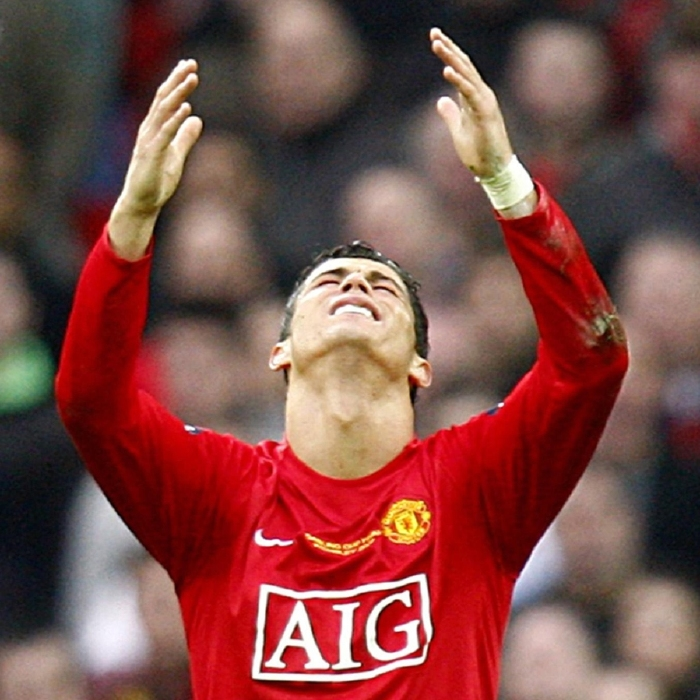 Cristiano Ronaldo's departure from Manchester United was a drawn-out affair