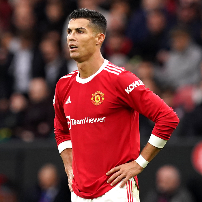 Will Manchester United striker Cristiano Ronaldo be restored to the starting line-up against Leicester?