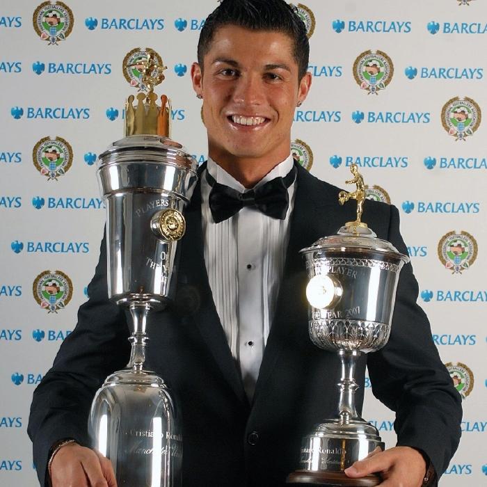 Cristiano Ronaldo is favourite to land his third PFA Footballer of the Year award