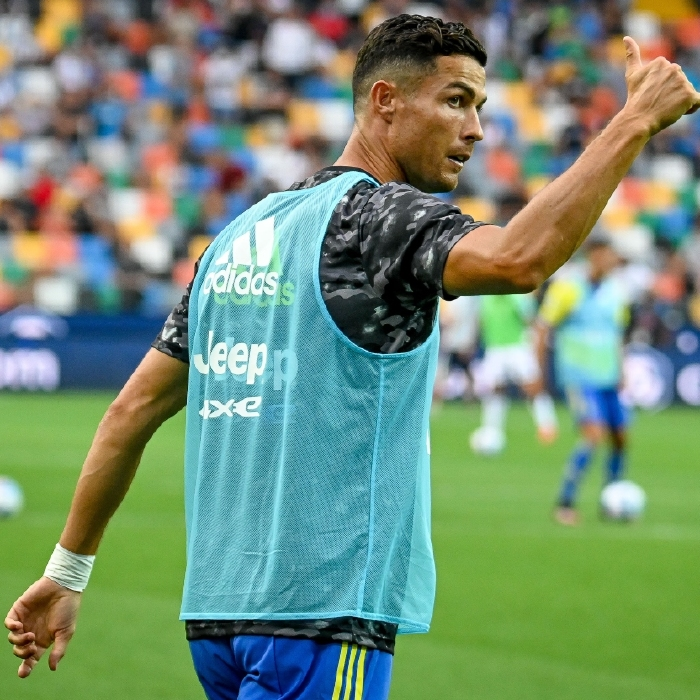 Cristiano Ronaldo is pushing for a move away from Juventus