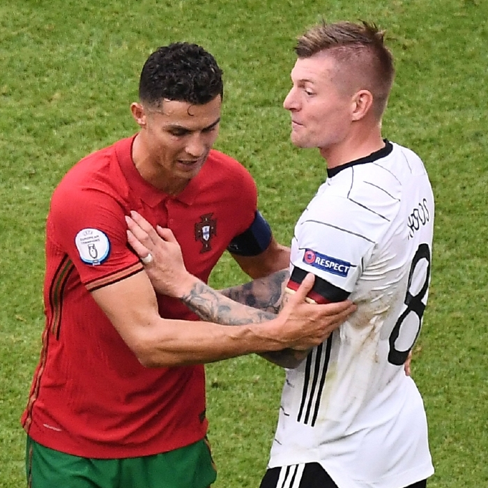 Germany and Portugal could find themselves out after tonight