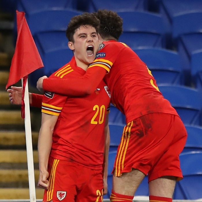Wales secured a dramatic victory over Czech Republic in the reverse fixture
