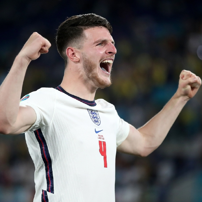 Declan Rice is attracting a lot of interest but West Ham are confident he will be a Hammers player when the transfer window closes