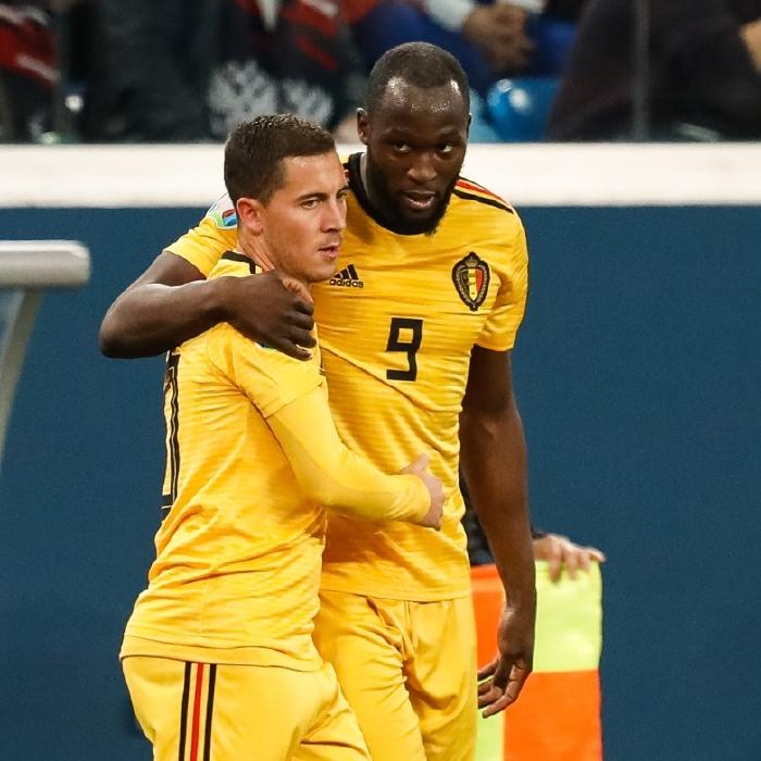 Belgians Romelu Lukaku and Eden Hazard could both be back at the Bridge in the summer.